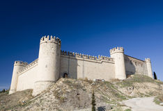 Castillo de Maqueda Royalty Free Stock Images