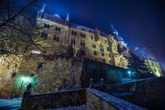 Castillo de Marburgo imagen de archivo