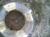 castillo de marcos san Royaltyfri Foto