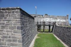castillo de marcos SAN στοκ φωτογραφία με δικαίωμα ελεύθερης χρήσης
