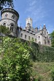 Castillo de Marienburg cerca de Hannover Alemania foto de archivo libre de regalías