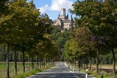 Castillo de Marienburg (Hannover) Imagen de archivo libre de regalías