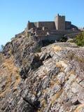 Castillo de Marvao, Portugal Imágenes de archivo libres de regalías