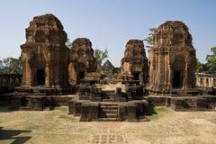 Castillo de Maung Tam Foto de archivo libre de regalías