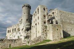 Castillo de Medival Fotos de archivo