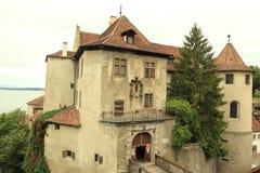 Castillo de Meersburg Fotos de archivo libres de regalías