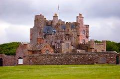 Castillo de Mey Imágenes de archivo libres de regalías