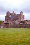Castillo de Mey Imagen de archivo