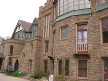 Castillo de Miramont en Colorado Imágenes de archivo libres de regalías