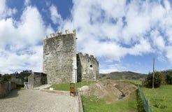 Castillo de Moeche Imagenes de archivo