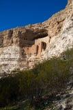 Castillo de Montezuma Foto de archivo libre de regalías