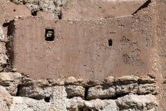 Castillo de Montezuma, el primer monumento nacional Foto de archivo