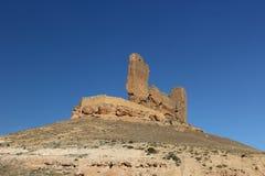 Castillo de Montuenga de Soria, Spain.  Royalty Free Stock Photos