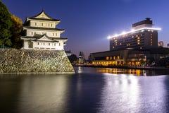 Castillo de Nagoya imágenes de archivo libres de regalías
