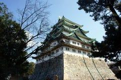 Castillo de Nagoya Foto de archivo libre de regalías