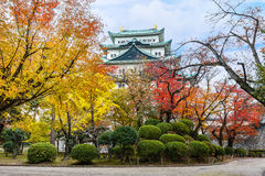 Castillo de Nagoya en Japón Fotografía de archivo libre de regalías