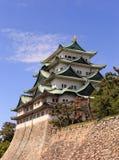 Castillo de Nagoya, Japón Fotos de archivo libres de regalías