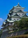 Castillo de Nagoya, Japón Fotos de archivo