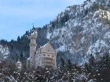 Castillo de Neuschwanstein imagenes de archivo