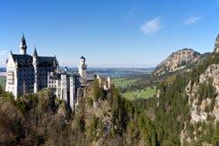 Castillo de Neuschwanstein, Alemania Imagen de archivo