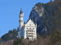 Castillo de Neuschwanstein, Baviera Foto de archivo