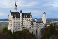 Castillo de Neuschwanstein imagen de archivo