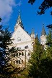 Castillo de Neuschwanstein en Alemania imagen de archivo