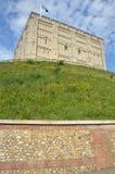 Castillo de Norwich Foto de archivo libre de regalías