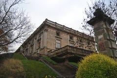 Castillo de Nottingham imágenes de archivo libres de regalías