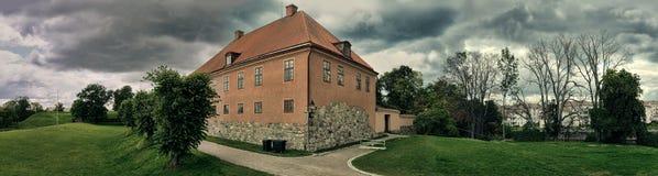 Castillo de Nykoping fotos de archivo