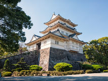 Castillo de Odawara Imagenes de archivo