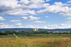 Castillo de Olesky Fotos de archivo libres de regalías