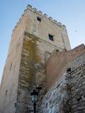 Castillo de Orce. Granada.Spain Stock Image
