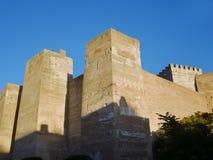 Castillo de Orce. Granada.Spain Stock Photos