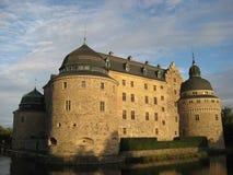 Castillo de Orebro foto de archivo libre de regalías