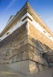 Castillo de Osaka en Kyoto, Japón Fotos de archivo