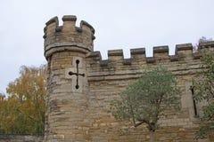Castillo de Oxford foto de archivo libre de regalías