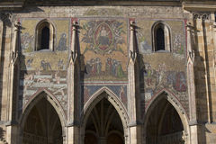 Castillo de Pague Imagenes de archivo