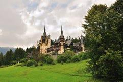 Castillo de Peles Imágenes de archivo libres de regalías