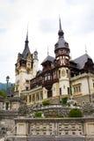 Castillo de Peles Fotos de archivo libres de regalías