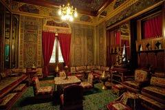 Castillo de Peles foto de archivo