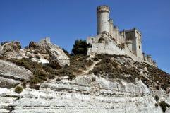 Castillo de Penafiel Fotografía de archivo libre de regalías