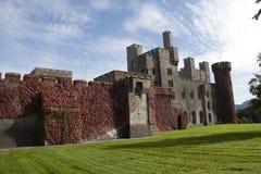 Castillo de Penrhyn Imagen de archivo libre de regalías