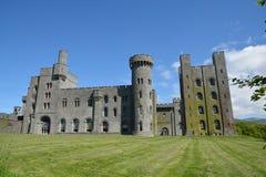 Castillo de Penrhyn foto de archivo libre de regalías