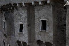 Castillo de Pernstejn Fotografía de archivo