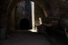 Castillo de Pernstejn Fotos de archivo
