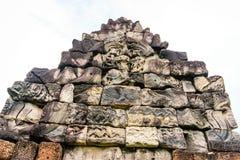 Castillo de piedra en Tailandia Fotos de archivo