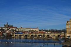 Castillo de Praga 3 Imagen de archivo libre de regalías