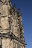 Castillo de Pragu Fotos de archivo