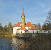 Castillo de Prioratskiy Fotografía de archivo